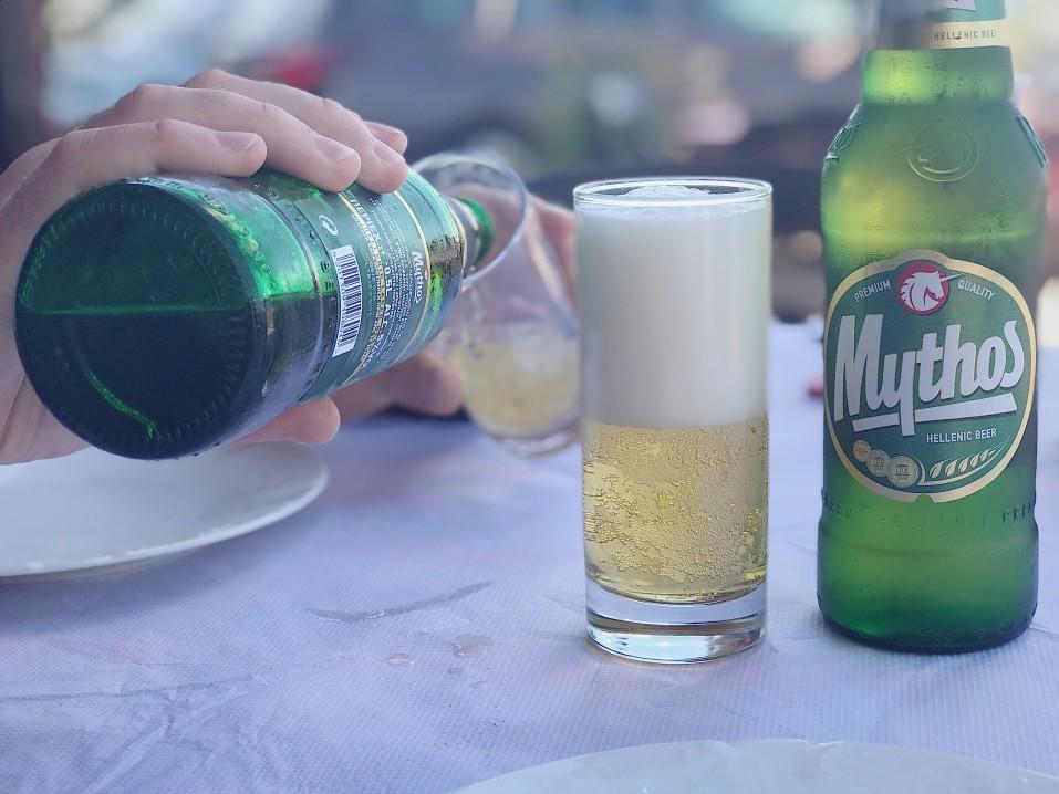 Mythos - Greek crafted beer