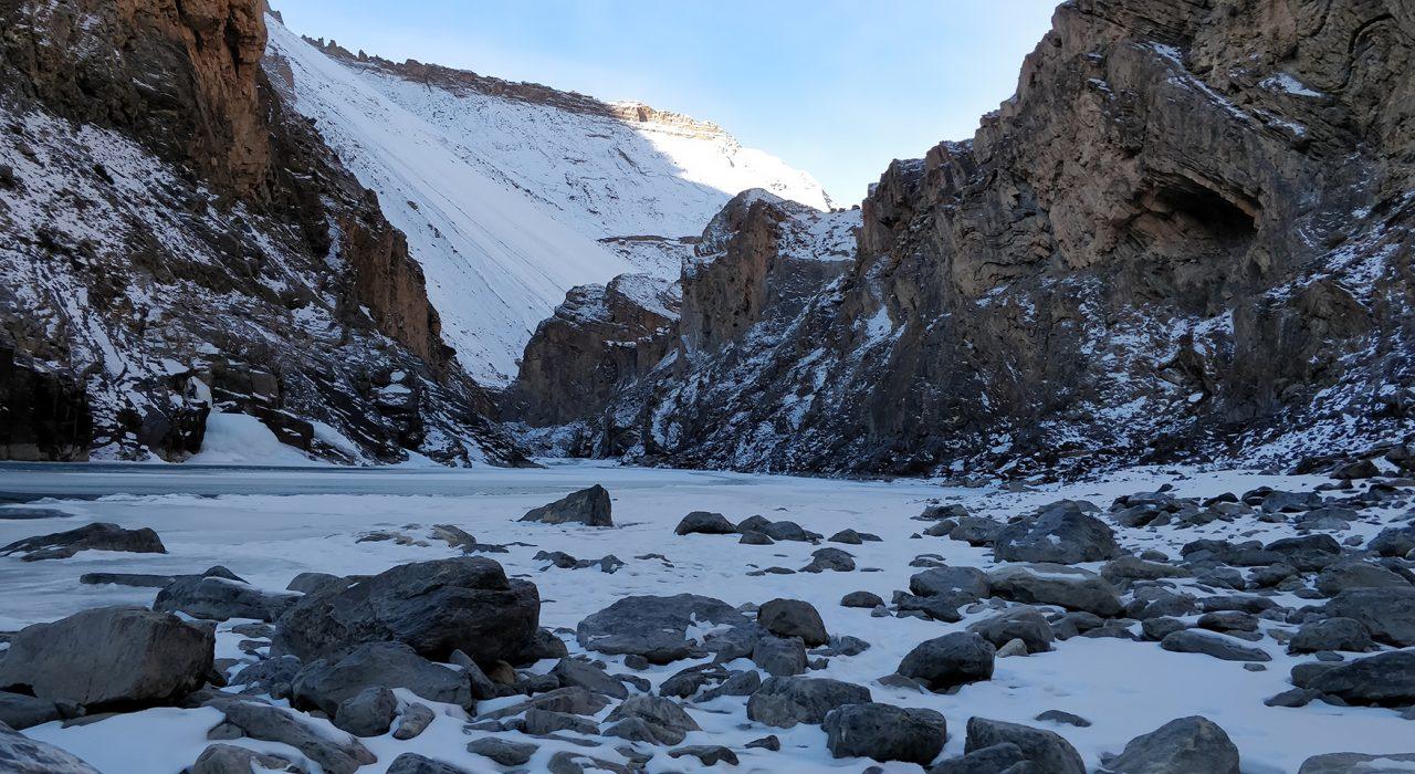 Zanskar valley in all its beauty