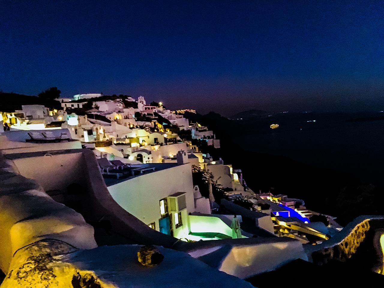 Oia - the jewel of the Aegean Sea