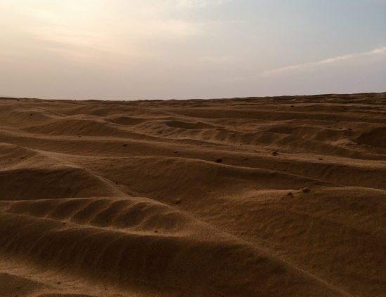 Sam Dunes in Jaisalmer Thar Desert.