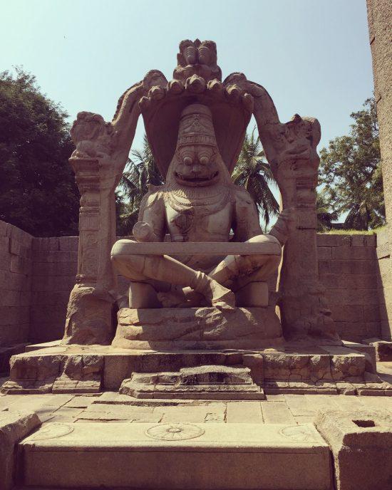 Hampi - Narasimha Temple