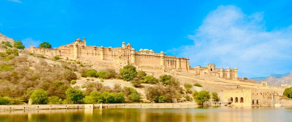 Majestic Amer Fort.